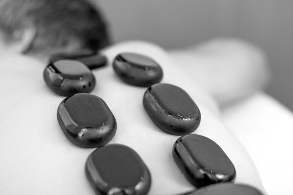Hotstone massage 25 minuten