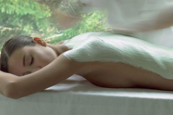 Bodywrap met lavendel 50 minuten
